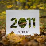 "Calendar ""Lebensraum Eilenriede"" - Title, © Jens Franke"