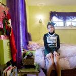 Maddie-Chloe 16, Cornwall NY 2010 © Rania Matar