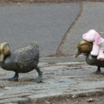 """Make Way for Ducklings"""