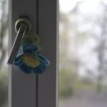 Temporary Accomodation I: Window Handle © Andy Siddens