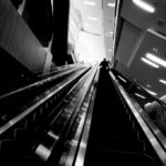 Aria Escalator (Leica M9, 18mm Super-Elmar) © David English