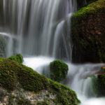A waterfall in the Bavarian Forest © 2011 Jens Franke