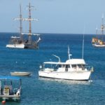 Dive boats, fishing boats, cruise liners and even the odd historical sailing ship, Cayman is all about the sea.