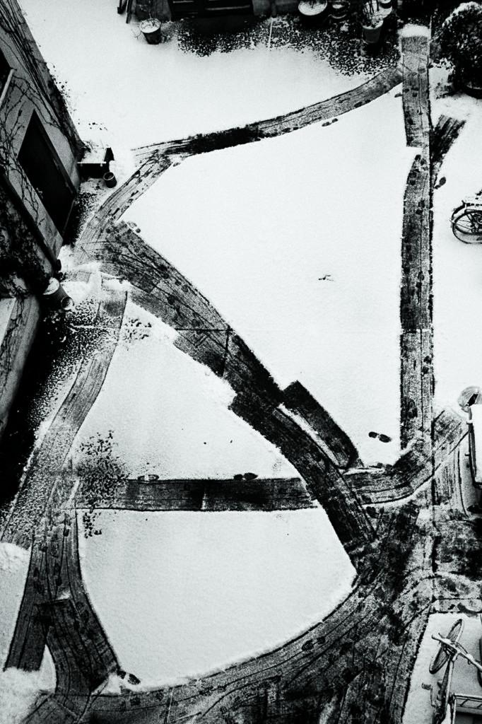 "© Julia Baier: Untitled - work cycle ""Geschwebe"", 2014"