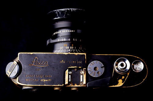 Repair of a Legend - The Leica camera Blog