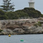 The Wadjemup Lighthouse on Rottnest Island