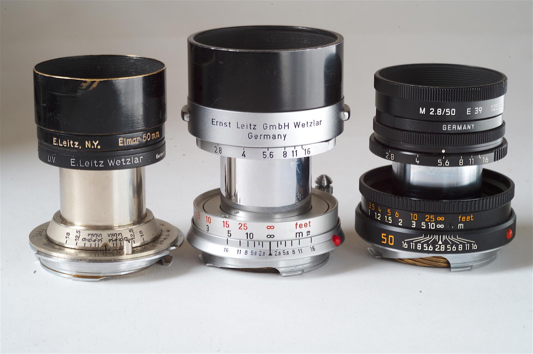 The 50mm Elmar - An Enduring Classic Leica Lens - The Leica
