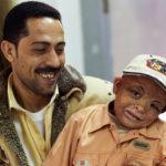 Father & Son ISMS OPKIDS Egypt 2010 (Leica M8)
