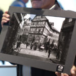 Oskar Barnack's Photo of Eisenmarkt 1914