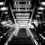 Treasure Island Escalator (Leica M9, 24mm Summilux) © David English