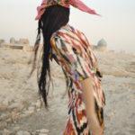 Loulan Beauty. Faïrouz fille de Fatima © Claudine Doury