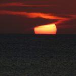 A stunning Grand Cayman sunset