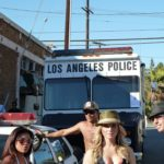 Supermodel police officers only in LA!