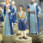 A Turkish chess set