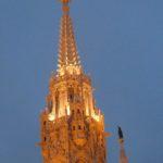 Matthias Church steeple