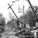 Katrina, A Street Of Distruction © David G. Spielman