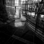 © David English Aria Lobby (Leica M Monochrom, 16 mm Tri-Elmar)