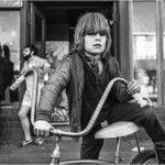 Boy On Chopper Bike © Nacio Jan Brown