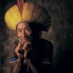 Brazilian Kayapo Chief © William Coupon