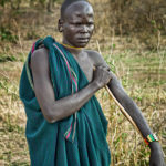 Brother- Omo Valley Region, Ethiopia; Taken with a Leica M9 by William Palank