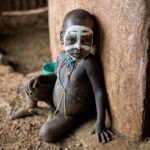 My Little Buddy- Omo Valley Region, Ethiopia; Taken with a Leica M9 by William Palank