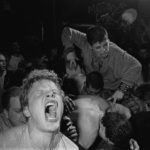 Slam dance Sunday at CBGB with Johnny Gestapo and Murphy's Law; © MISHA ERWITT