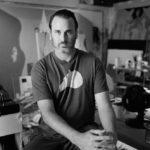 Ed in his studio © Chris Murphy