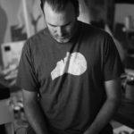 Ed Templeton in his studio © Chris Murphy