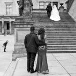 Getting Married, Museum Island, Berlin 2012. © Knut Skjærven