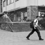 Leaving Lust, Karl Marx Allee, Berlin 2012. © Knut Skjærven