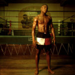 Floyd Mayweather, Jr. in Gym © William Coupon