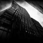 Ginza Buildings #1 (Leica M9, 18mm Super-Elmar) © David English