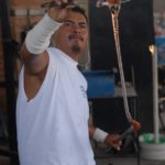 Glass blowing in Cabo San Lucas