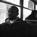 Going Home: Francis, an immigrant from Nigeria, takes the tram home
