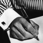 Hand Pen 2004 © Ralph Gibson