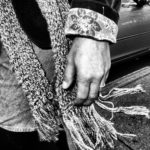 Hand and Scarff, Montreal, QC, 2012  © Michael Ernest Sweet