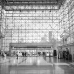 Javits Center (Leica M Monochrom, 28 mm Summicron)  © David English