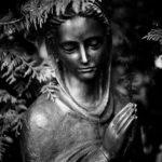 Cemetery Statue #5 (Leica M9, 50mm Summilux)  © David English