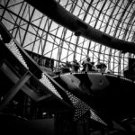 Adventuredome Ride (Leica M Monochrom, 18mm Super-Elmar) © David English