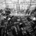Aria Lobby (Leica M Monochrom, 16mm Tri-Elmar) © David English