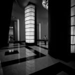 Hotel Lobby #2 (Leica M Monochrom, 16mm Tri-Elmar) © David English