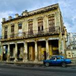 Beautiful Decay on the Prado
