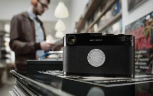 Leica M-D ambient shot, rear view