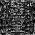 Tenements, Hong Kong; Taken with Leica M6