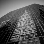 Manhattan Buildings #3 (Leica M Monochrom, 24 mm Summilux) © David English