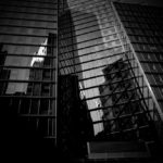 Manhattan Buildings #3 (Leica M Monochrom, 28 mm Summicron)  © David English