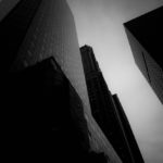 Manhattan Buildings  #4 (Leica M Monochrom, 24 mm Summilux) © David English