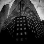 Manhattan Buildings #5 (Leica M Monochrom, 28 mm Summicron)  © David English