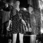 Manhattan Display Window #1 (Leica M Monochrom, 28 mm Summicron)  © David English