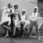 Marilyns New York 1988; © MISHA ERWITT